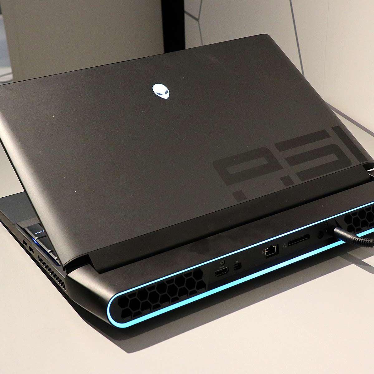 8ce63a227d デル、デスクトップ用CPU搭載の超ハイスペックゲーミングノート「NEW ALIENWARE AREA-51m」 - 価格.comマガジン