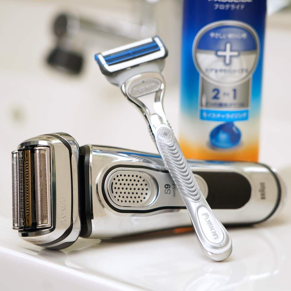 剃り おすすめ 髭