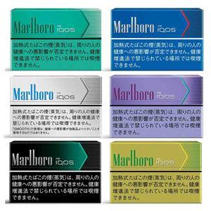 アイコス の タバコ の 種類 IQOSのタバコスティック全種類を比較します。
