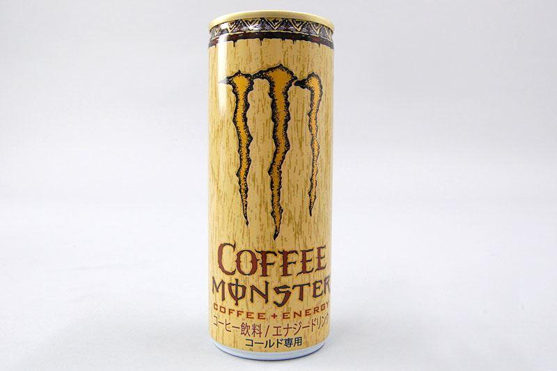 カフェ イン 量 モンスター カフェ イン