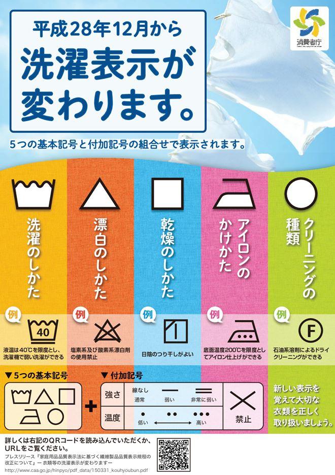 洗濯 表示 一覧 洗濯表示の意味を解説!新・旧洗濯マークの種類一覧表│楽クリガイド
