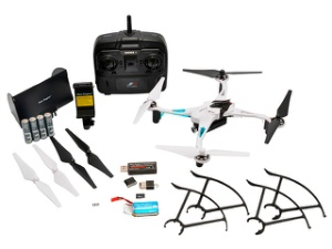 2.4GHz FPV ドローン「Galaxy Visitor 6 PRO」