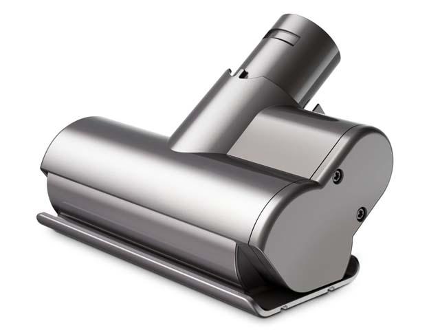 ミニ モーターヘッド:髪の毛やゴミをソファやマットレスから取り除きます。
