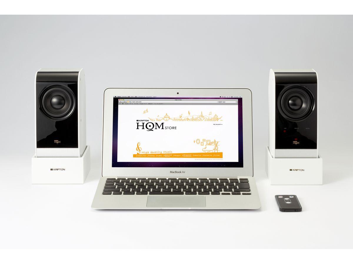 MacBookAirとの組み合わせイメージ