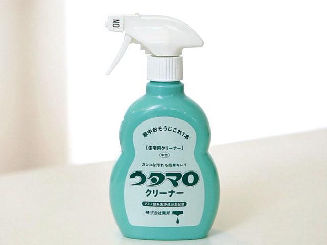 トイレ ウタマロ クリーナー