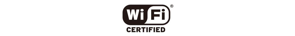 Wi-Fi対応。便利な操作性、高音質でワイヤレスの音楽再生を楽しめる