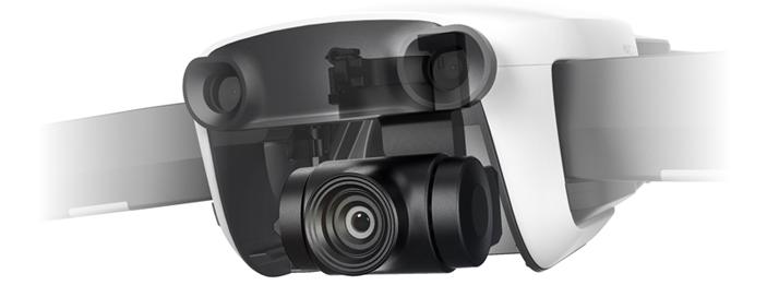 3軸ジンバルカメラ