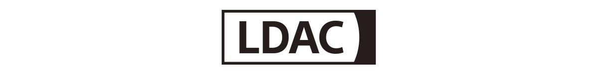 ハイレゾ対応オーディオ伝送技術「LDAC(TM)」に対応