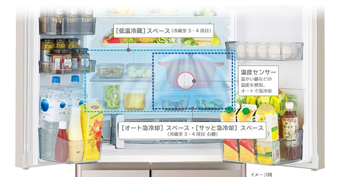 スポット冷蔵