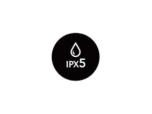 IPX5 防水規格