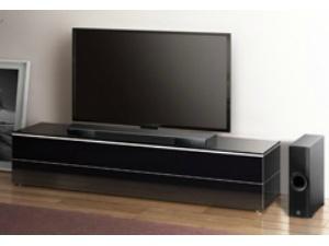薄型テレビにマッチするスタイリッシュなデザイン