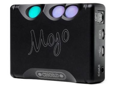 USB DAC搭載ポータブルヘッドホンアンプ「Mojo」