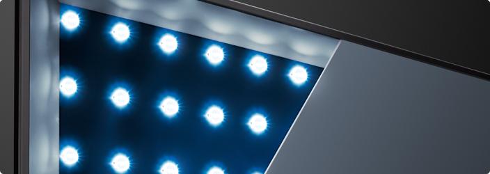 ※ LED配置画像はイメージです。