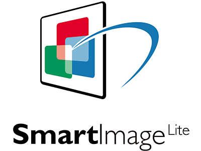 画像設定を簡単に最適化できる SmartImage Lite