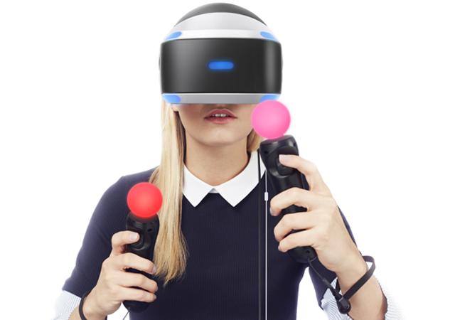 "PS VRがもたらす""センス オブ プレゼンス"""