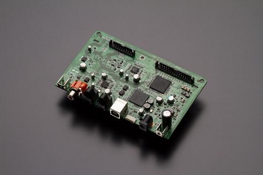 DSD 11.2 MHz、PCM 384 kHz / 32bit対応USB-DAC