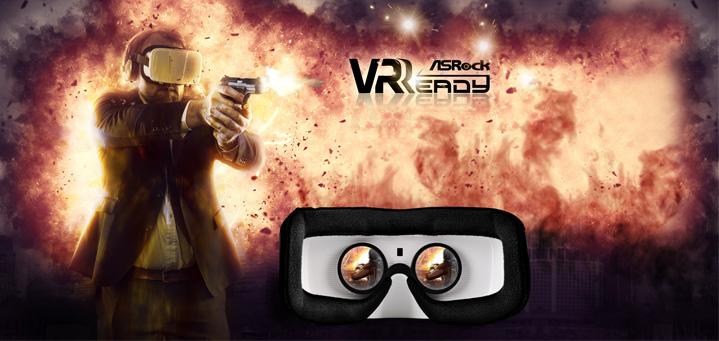 バーチャルリアリティ(VR)マシンを武装します