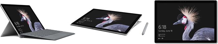 新しい Surface Pro 登場