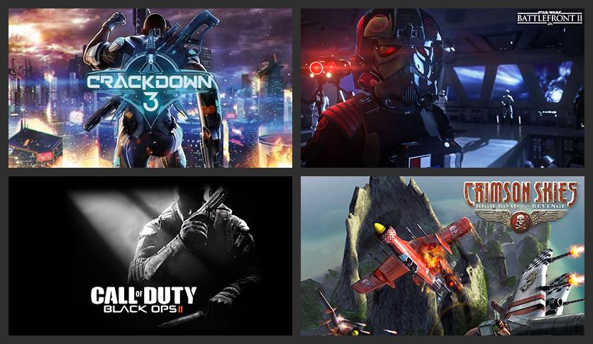 すべての Xbox One に対応