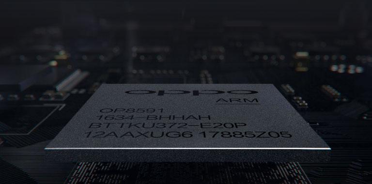 カスタム仕様のMediaTek製クアッド・コア・プロセッサ「OP8591」を搭載