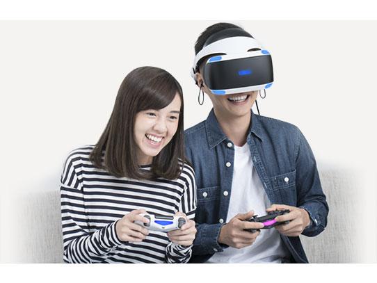家族や友達とも遊べる! 多彩なVRゲーム