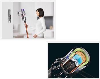 【特長5】収納用ブラケット/音響工学に基づいた静音設計