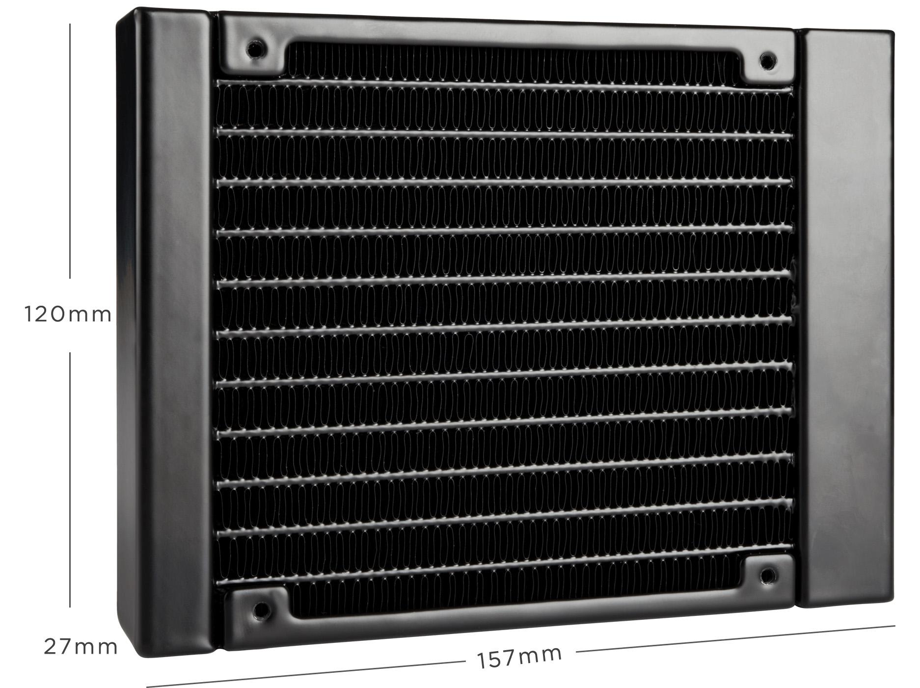120MM 高密度ラジエーター