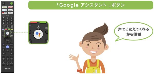 「ネット動画」ボタン搭載リモコン