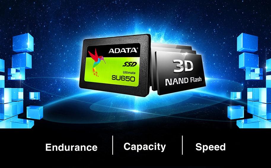 3D NAND での簡単な PC アップグレード