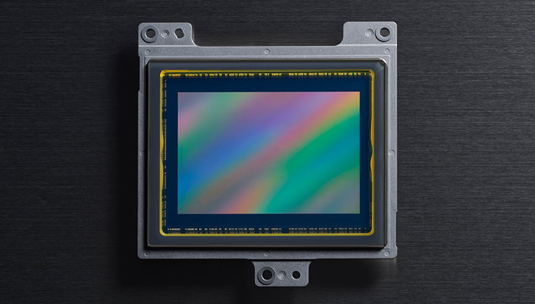 有効画素数2450万画素とISO 100-51200を両立