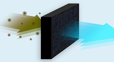 ナノ低温脱臭触媒