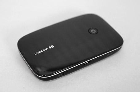 ULTRA WiFi 4G 102HW実機レビュー