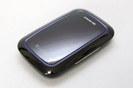 ULTRA WiFi 4G 101SI実機レビュー