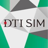 DTI DTI SIM 音声プラン 3GB