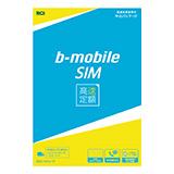 日本通信 b-mobileSIM 25GB定額 音声付