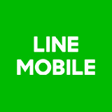 LINEモバイル ベーシックプラン 3GB / 音声通話SIM au回線