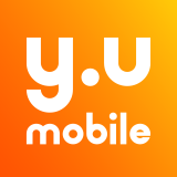 y.u mobile シングルプラン 5GB docomo回線 データSIM