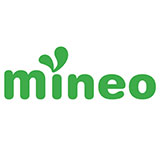 mineo auプラン(Aプラン) デュアルタイプ(20GB) 090音声通話付