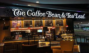 Coffee Bean & Tea Leaf(コーヒービーン・アンド・ティーリーフ)