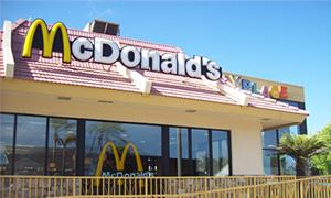 アメリカのマクドナルド