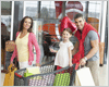 特定のお店で使えば還元率2〜10%にもなるお得なクレジットカード