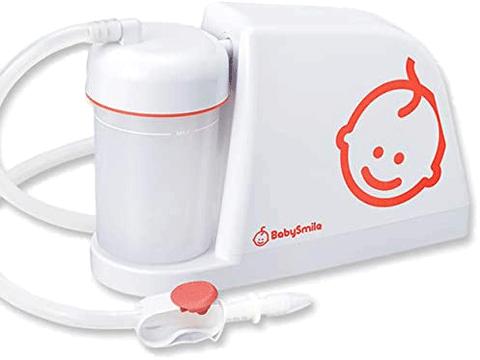 電動鼻水吸引器