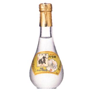 広島県 ゴールド賀茂鶴 丸瓶