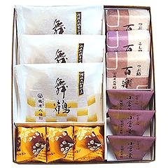 鶴屋八幡 和菓子詰合せ