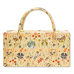 西陣織金襴 和装バッグ