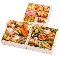 『千里山荘』おせち料理