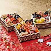 大阪 日本料理 八幸 寿春 三段重