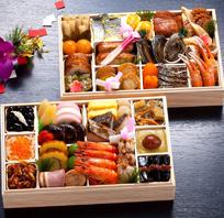 京都『しょうざん』おせち料理