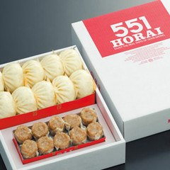 551 豚饅・焼売セット 商品画像