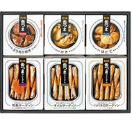 缶つまプレミアム詰合せ 商品画像